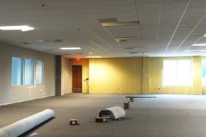 office remodel contractors