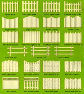 Charleston SC Fence designs